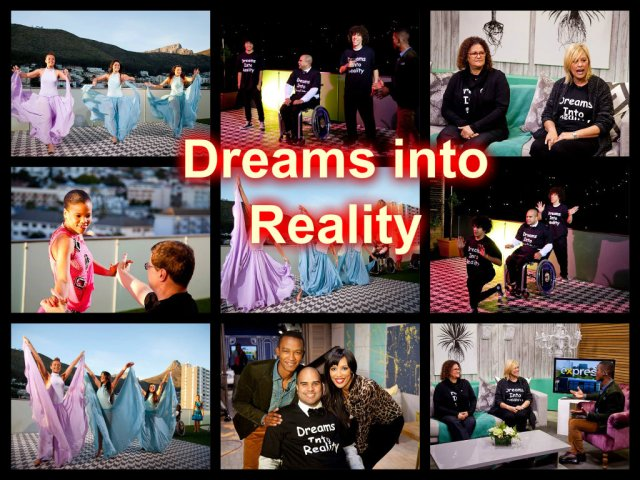 Dreams into Reality on the Expresso Morning Show!