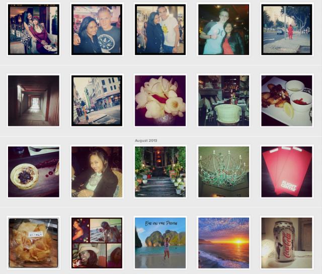 Instagram weekly Wrap Up
