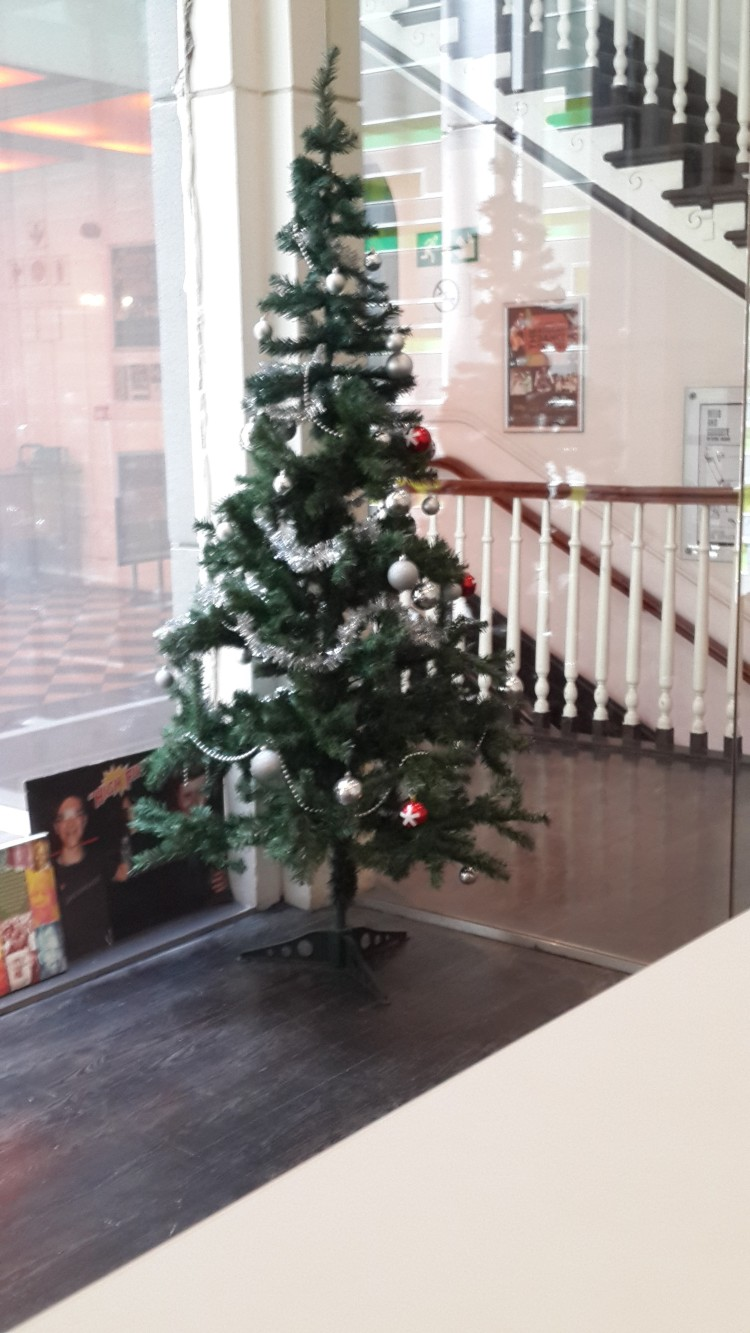 office Christmas tree!