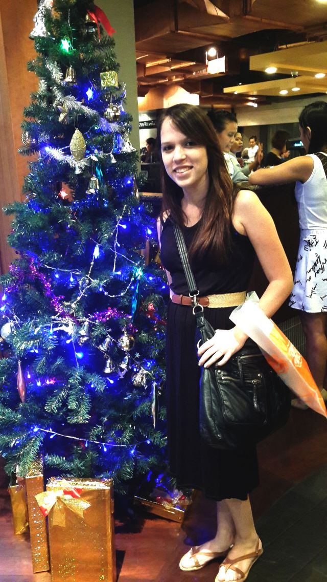 Merry Christmas from Bangkok.